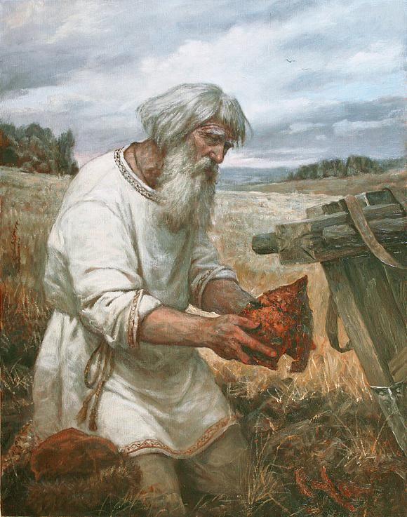 Русское поле, автор Шишкин Андрей. Артклуб Gallerix