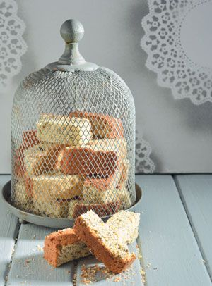 Seeded rusks
