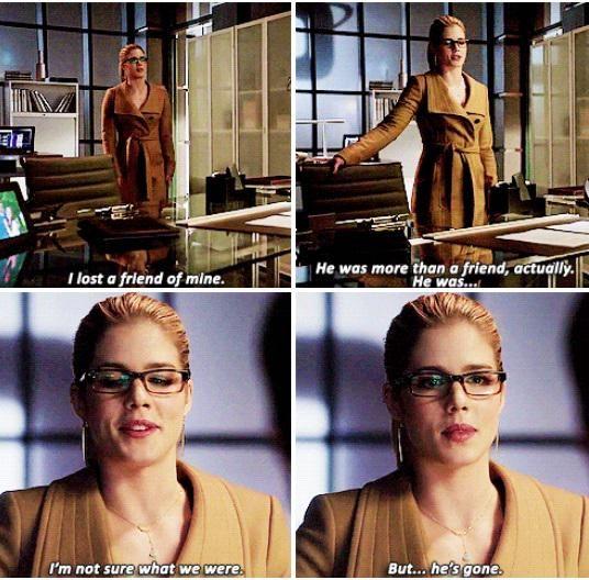Arrow - Felicity Smoak #3.10 #Season3 <3
