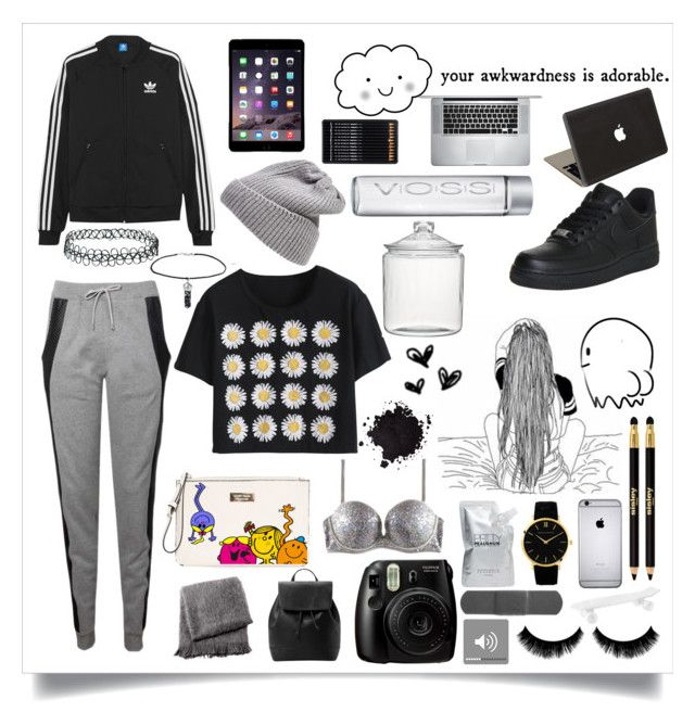 """random ,, 3/09/15"" by estherlillymae ❤ liked on Polyvore featuring Topshop, Lot78, UGG Australia, NIKE, H&M, adidas Originals, Crate and Barrel, MANGO, From the Road and Prtty Peaushun"