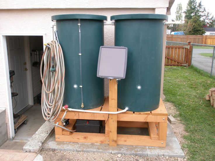 21 Rain Barrel, Chicken Coop, and Solar Panel Projects To Get You Off The Grid - SHTF Preparedness