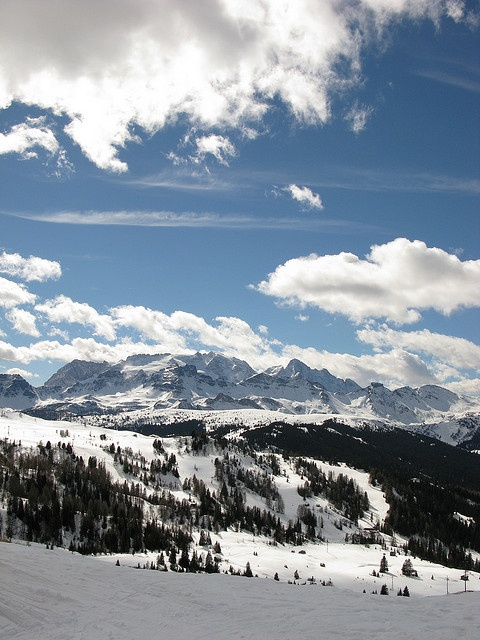 Alta Badia, in the heart of the Dolomiti Superski area, is the world's unbeatable ski circuit in the Italian Alps.
