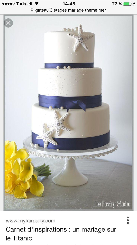 14 best Wedding cakes images on Pinterest | Cake wedding, Petit ...
