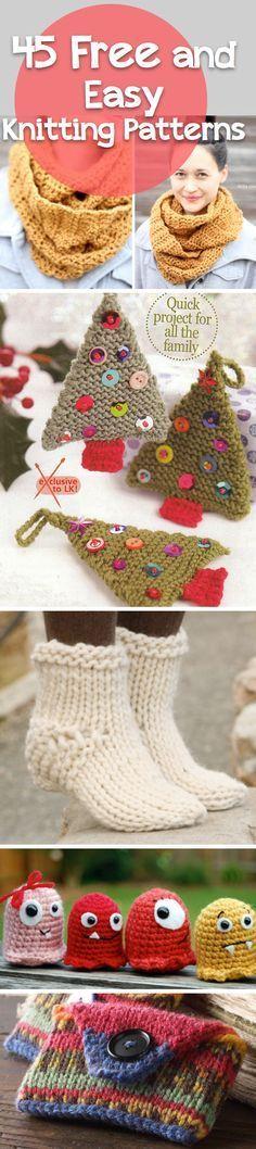 Como fazer malha - 45 padrões de tricô gratuitos e fáceis