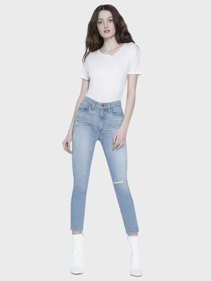 d68f572bc8 Good high rise ankle skinny jean in 2018