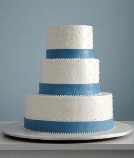 Wedding, Cake, Blue, The cake girls -