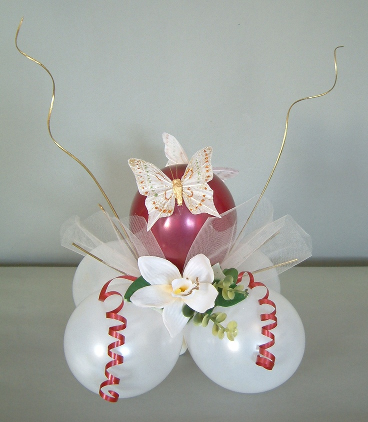 Best balloon weights bases images on pinterest