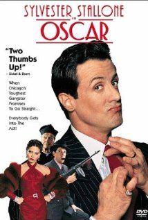 Oscar starring Sylvester Stallone, Tim Curry, Marisa Tomei, Chazz Palminteri, etc.