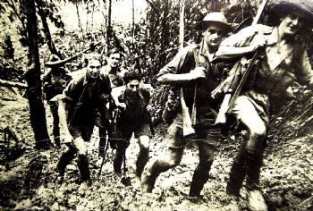 8. Complete the Kokoda Track.