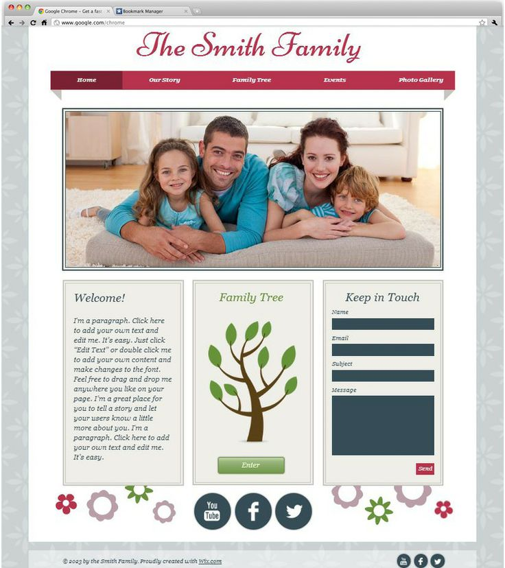 an easily customizable website template helps you take. Black Bedroom Furniture Sets. Home Design Ideas