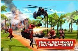The famous video game developer Gameloft came up with a new amazing application called the Blitz Brigade.  Launched as an online multiplayer game it is based on the World War II settings and theme. Being an online game you cannot play it without an internet connection in hand. The inspiration behind the development of the game is the real life heroes of the World War II battle fields. The game compatible with both android and iOS and can also be played on the windows based mobile devices.