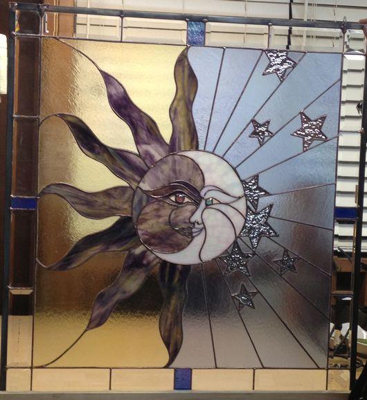 Sun, Moon And Stars - Delphi Artist Gallery