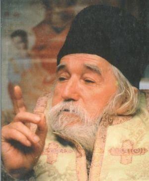 Старец Клеопа Илие