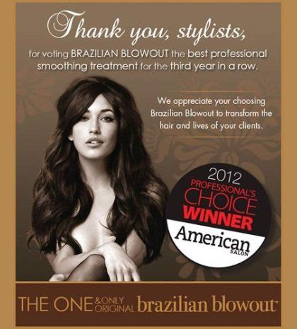 BEAUTY QUEEN LOVES Brazilian Blowout: το θαυματουργό treatment για λεία, μεταξένια μαλλιά χωρίς φριζάρισμα!  Οι hair experts των κομμωτηρίων Angelopoulos Hair Company μας εξήγησαν τις λεπτομέρειες