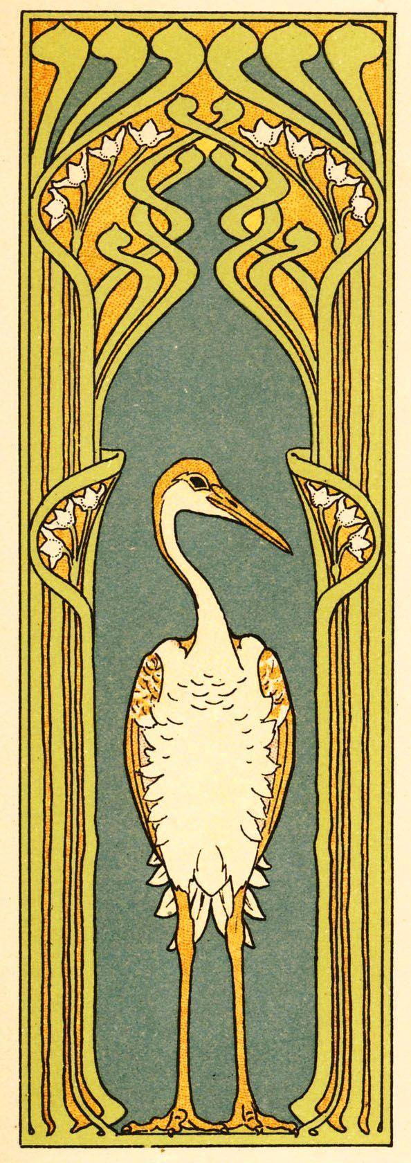25 best Art nouveau nature images on Pinterest | Art nouveau, Art ...