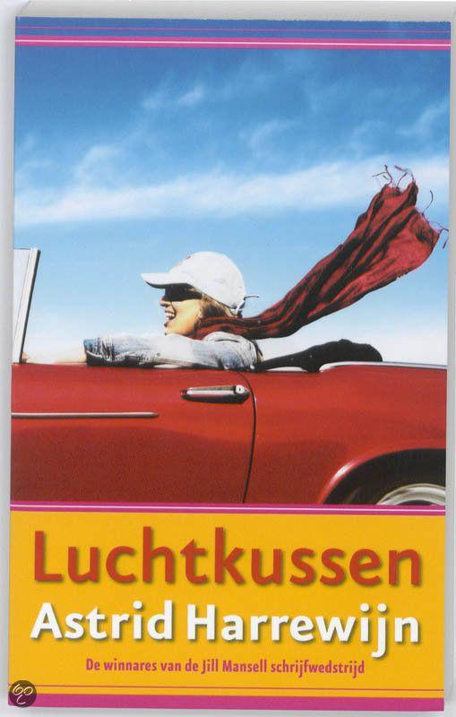bol.com | Luchtkussen, Astrid Harrewijn | Boeken