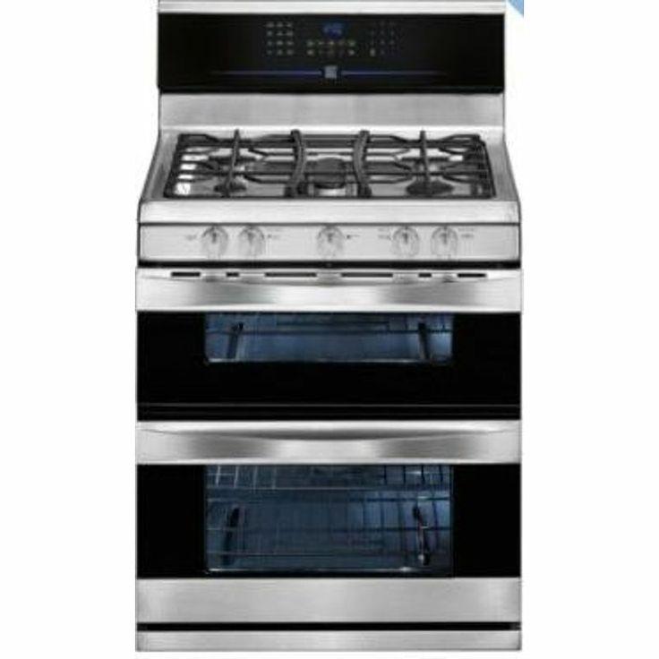 Double Oven: Sears Double Oven Range