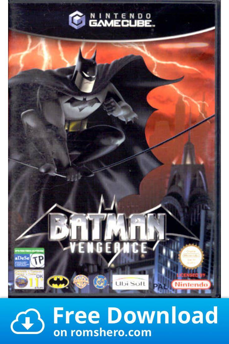 Download Batman Vengeance Gamecube Rom In 2020 Batman