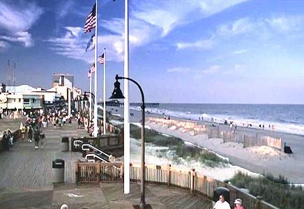 Festivals and fun at the Myrtle Beach Boardwalk - beach trip
