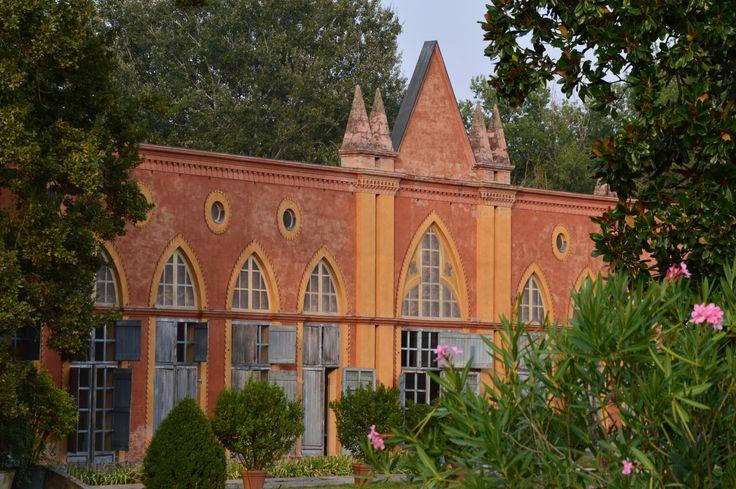 Giardino storico di Villa Sorra