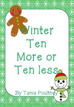 christmas ten christmas teaching winter teaching christmas themes ...