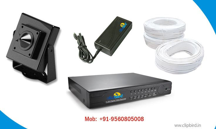 Clipbird deals in a wide range of Security systems and caters to people all over Delhi NCR. This is one name that will never fail you when it comes to security and safety. Whether it's access control systems, indoor and outdoor CCTV Camera, AHD Bullet Camera, AHD Dome Camera , Network video Recorder, Digital Video Recorders, IP CCTV camera, Spy Cameras, Dome Cameras or Bullet Camera this security system company has the right products and support to meet your needs…