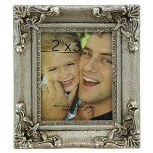 "Green Tree Gallery 2 1/2"" x 3"" Silver Mini Photo Frame | Shop Hobby Lobby"