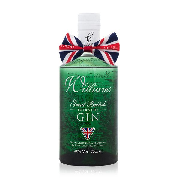 Williams Chase Extra Dry GB Gin, 40% from Williams Chase
