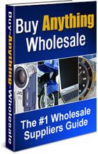 Find A Wholesale Supplier And Pay Up To 80% Off Retail Prices. A Must Have For EBay(R) Sellers! #wholesale