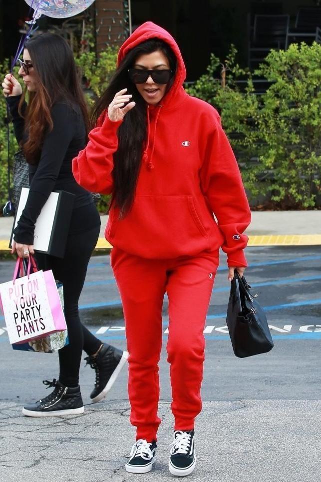 Kourtney Kardashian Calabasas January 9,   Kourtney ...