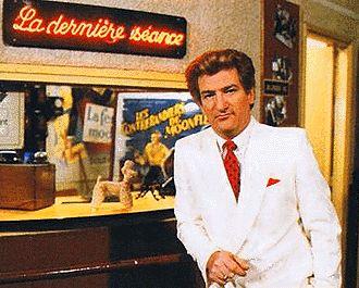 """Tous les mardis soirs, dés le19 janvier 1982,Eddy Mitchell nous propose une toute nouvelle émission intitulée """"la dernière séance""""."""