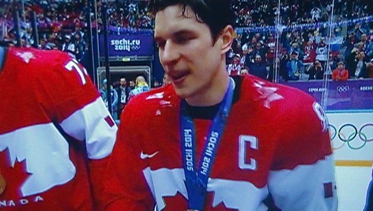 CANADA GOLD MEDALLIST MEN'S HOCKEY IN SOCHI 2014 WINTER OLYMPICS GAME