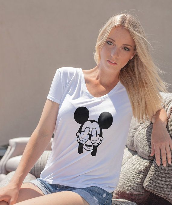 Disney Mickey Mouse shirt Disney Shirt Mickey Mouse Shirt Mickey Mouse TShirt Funny Disney Shirt Funny Shirt Gift for Her Disney Gift by quoteshirt from quoteshirt on ETSY. Find it now at http://ift.tt/1Vnj0HI!