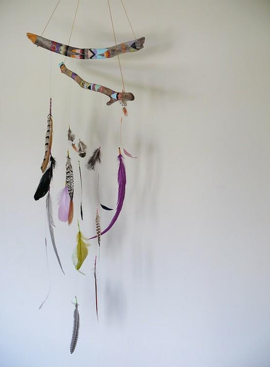 155 Best Mobiles Penants Windchimes Banners Images On