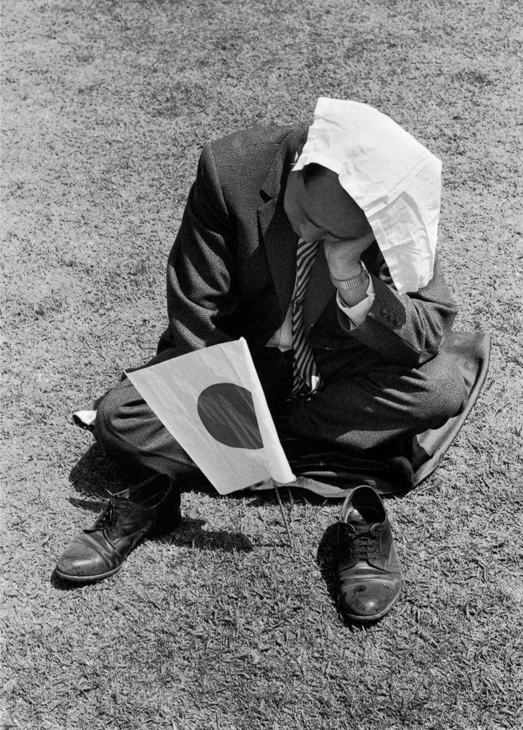 Tokyo - Yasuhiro Ishimoto, 1962.