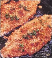 Pecan Crusted Red SnapperSeafood Recipe, Food Seafood, Fish Seafood, Seafood Fish