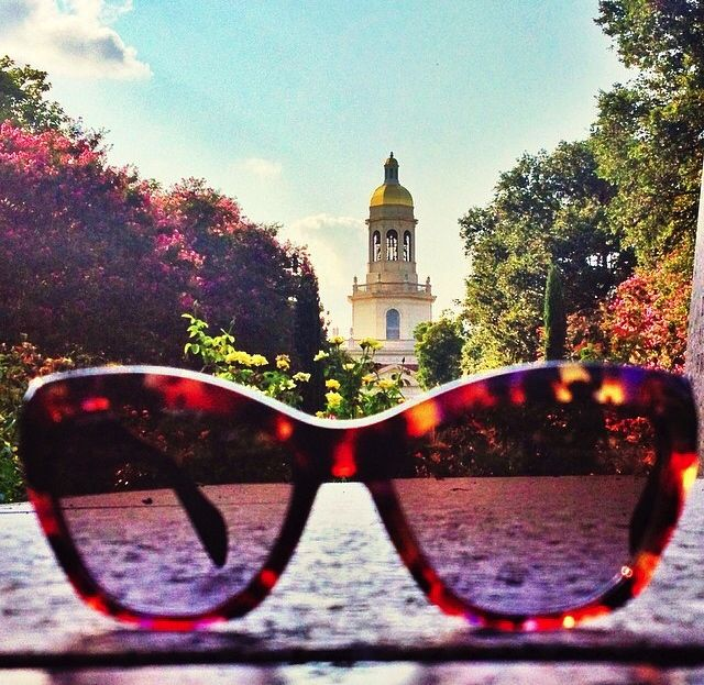 Beautiful Prada's at Baylor University! #sunglasses #eyewear #prada