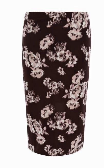 Primark online: falda a flores