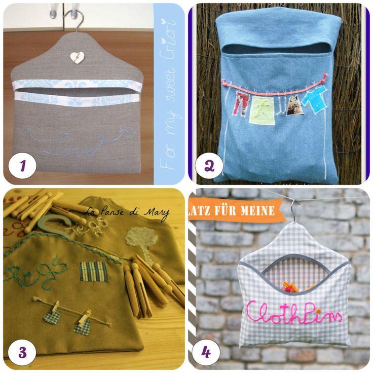 Come cucire un portamollette 4 Tutorial
