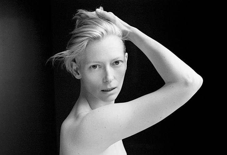 ph   brigitte lacombe (Tilda Swinton, New York, NY, 2009)
