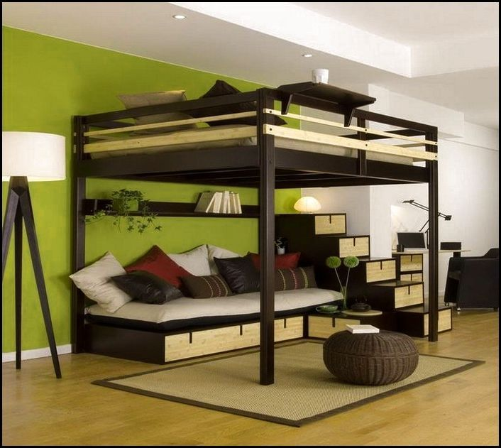 Fresh Ideas On Small Bunk Beds For Small Spaces Home