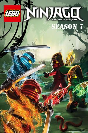 LEGO Ninjago: Masters of Spinjitzu - Season 7 Continuing season 6, Kai and Nya must go through the ups and downs in the underworld and several sacred places to find out their parents. Moreover, they have to figure out their army of Vermillion warriors..