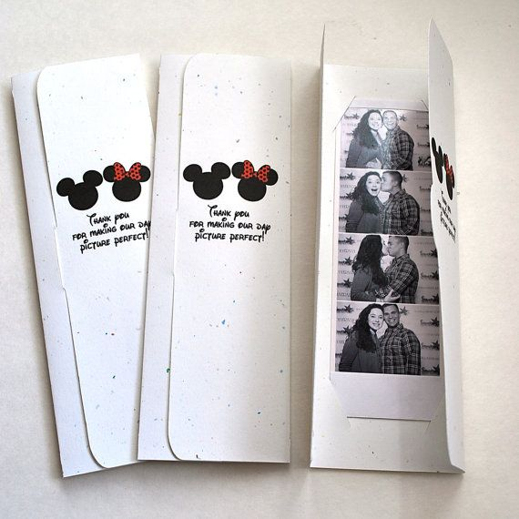 Disney Themed Photo Booth Picture Holder Wedding Party Favors. on Etsy, £0.93