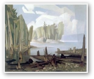 Group Of Seven Art - Art prints by Canada's iconic artists, the Group of Seven.