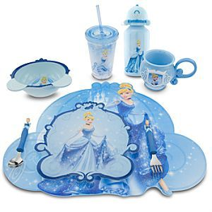 Disney Cinderella Meal Time Magic Collection | Disney Store