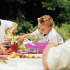 Kid Party Food - Without the Stress! | Healthy Bytes | Food