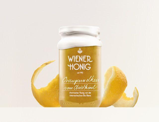 Wiener Honig on Packaging of the World - Creative Package Design Gallery
