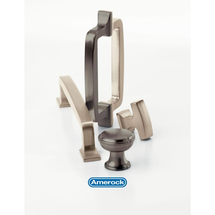 amerock westerly collection decorative cabinet hardware - Amerock Hardware
