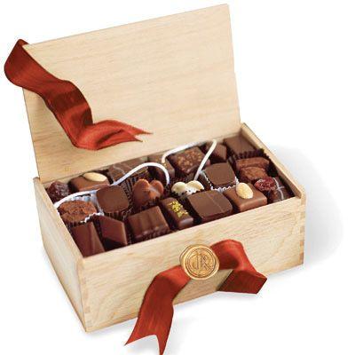 Burdick Chocolate: Luxury Corporate Gifts