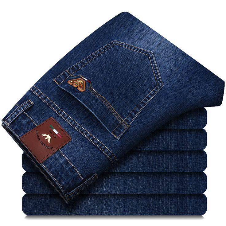 Cheap Más el Tamaño 40 de calidad Superior 2016 Pantalones Vaqueros Elásticos…